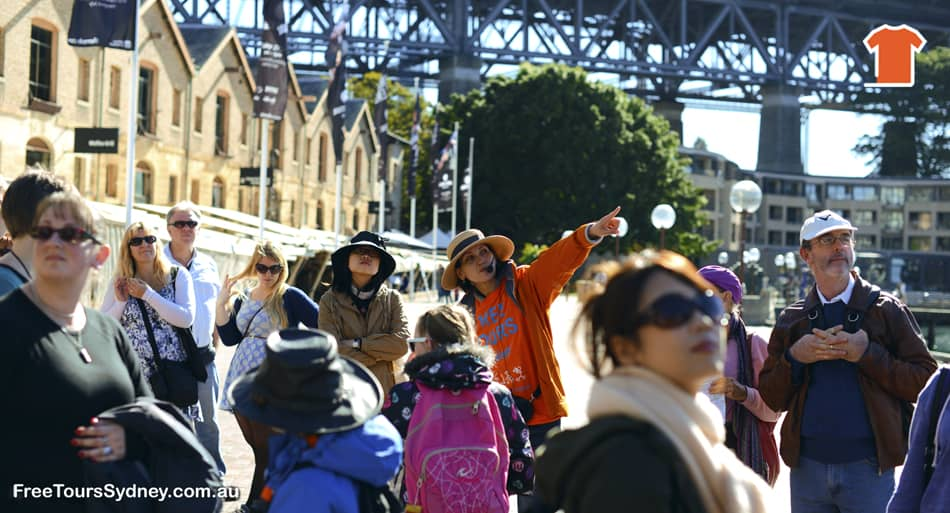 I'm free walking tours Sydney guide. I help travellers to explore local history and culture.